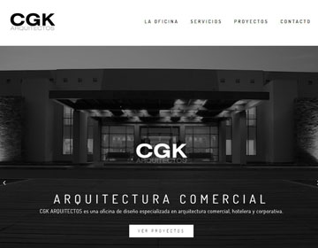 Outsourcing Digital a CGK-ARQUITECTOS, Perú