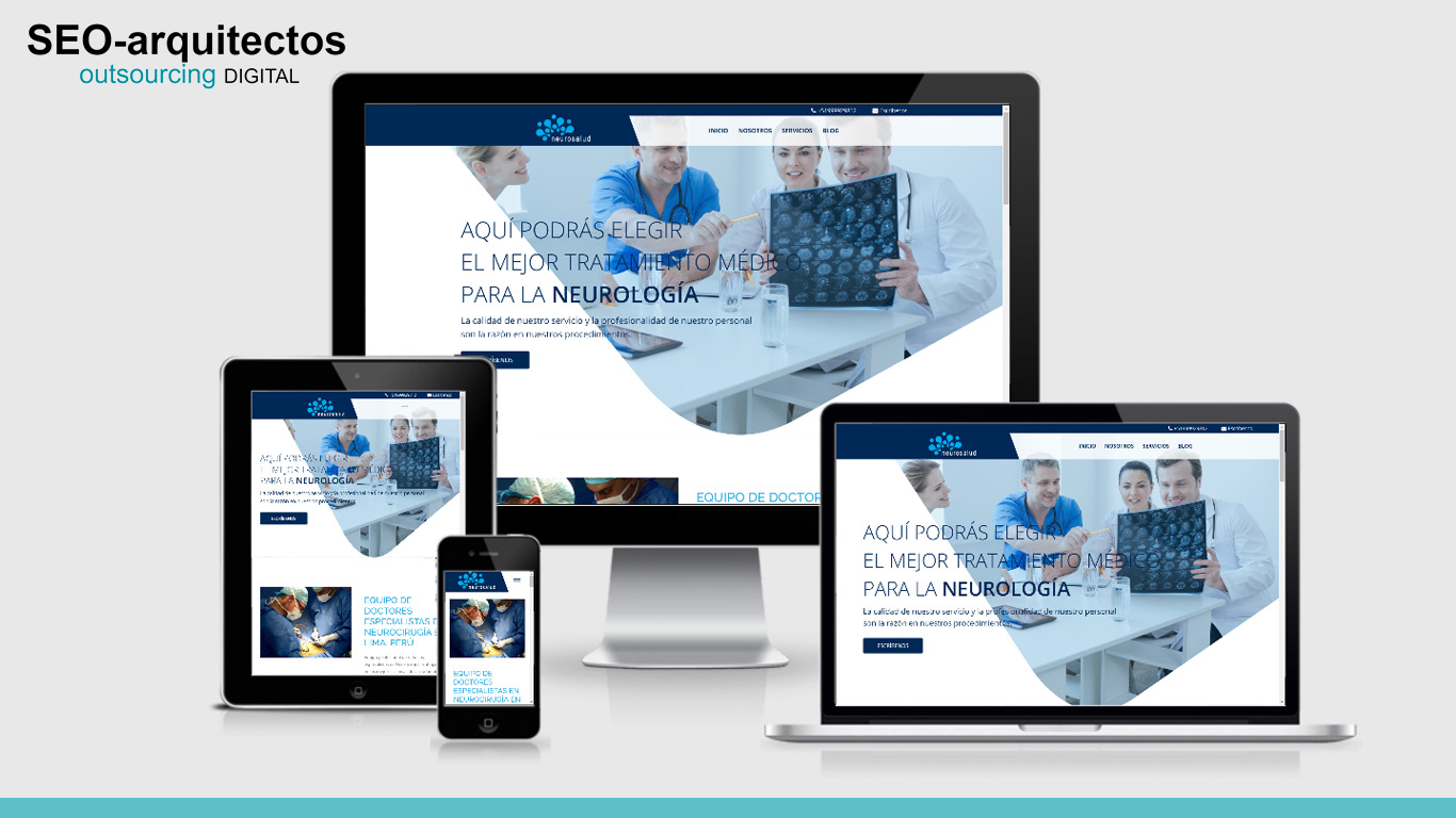 Página Web Neurosalud